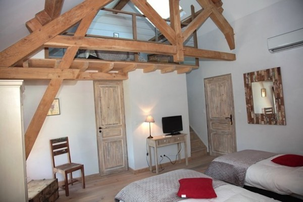 f797738ed42 Bed and breakfast Nantes - Guest room in nantes