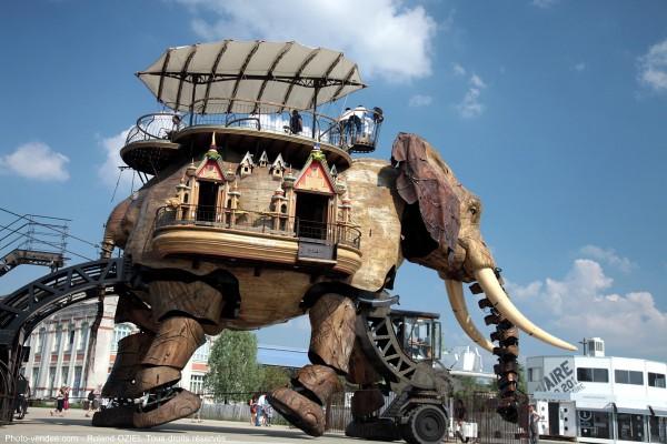 machines de l ile de Nantes